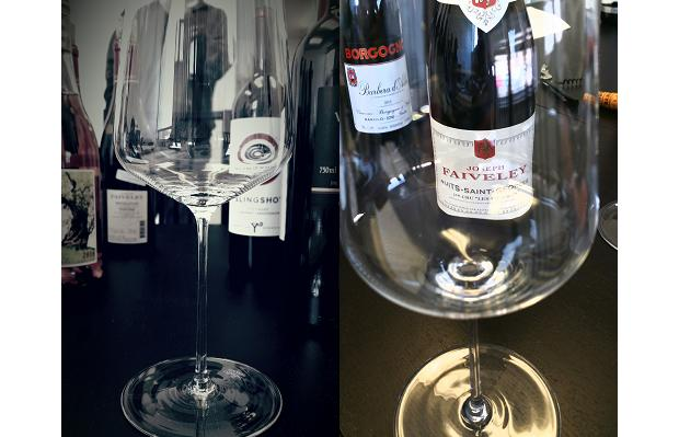 Trialto Group tasting at WineAlign with Zalto glasses