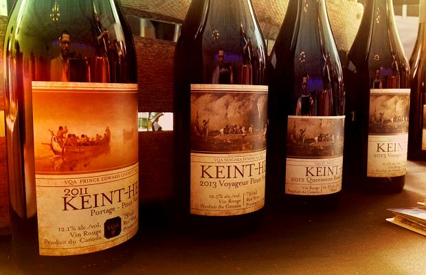 Keint-He Vineyards