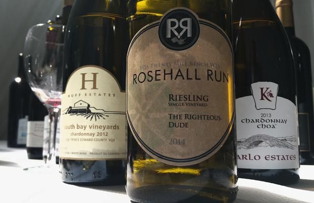 Rosehall Run Riesling The Righteous Dude 2014