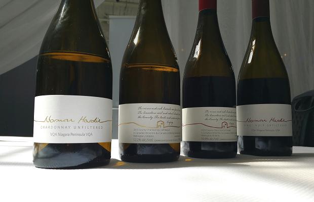 The wines of Norman Hardie
