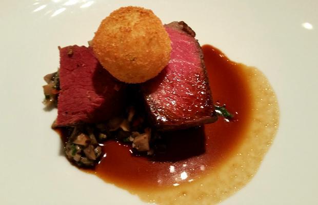 Beef Rib-eye and Pastrami beef shortrib