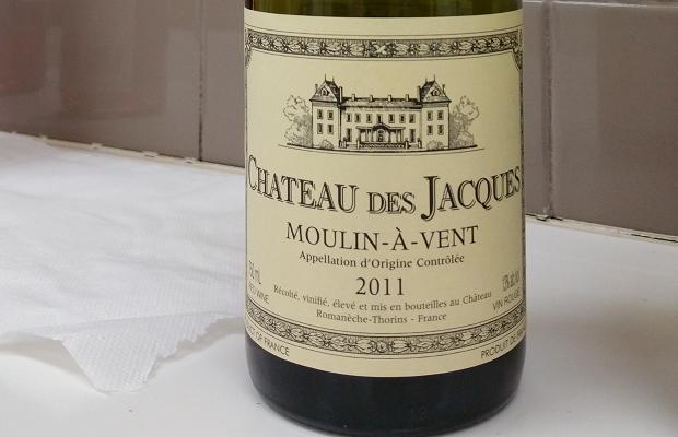 Louis Jadot Château Des Jacques Moulin à Vent 2011