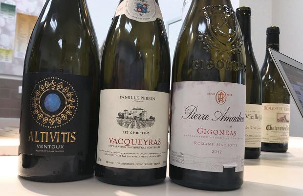 Three from the Rhône Valley at VINTAGES May 30, 2015
