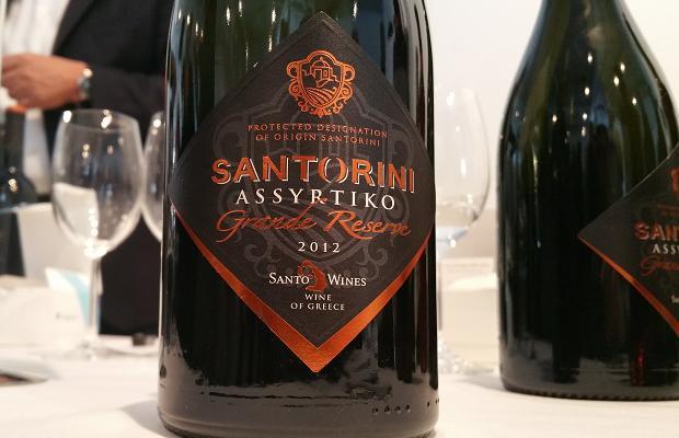 Santo Santorini Grand Reserve 2012