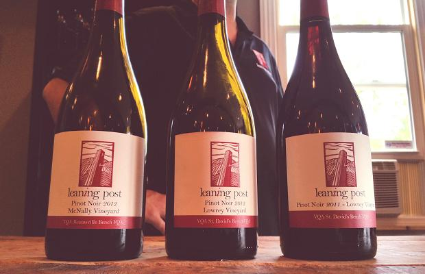 Three Pinot Noirs of Leaning Post
