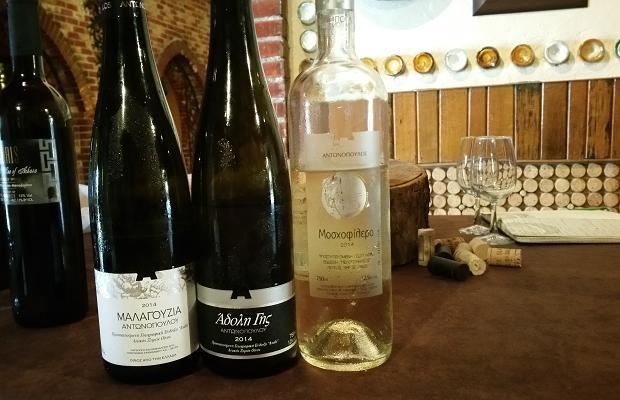 Antonopoulos Vineyards