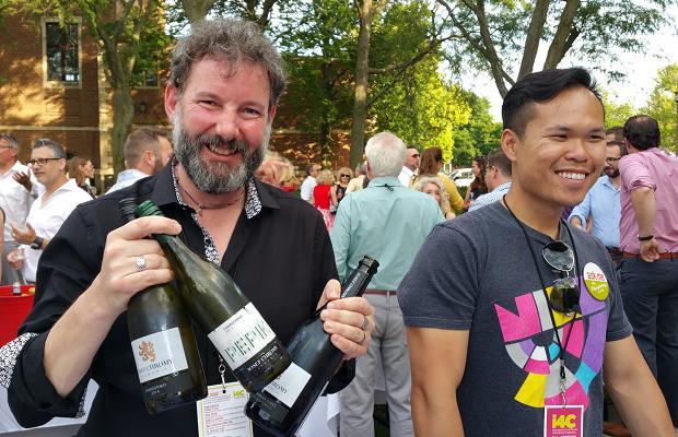 Jeremy Dineen of Josef Chromy Wines, Tasmania
