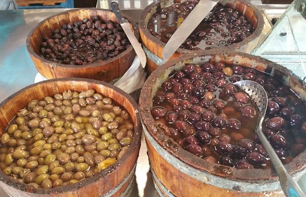 Kalavryta Olives