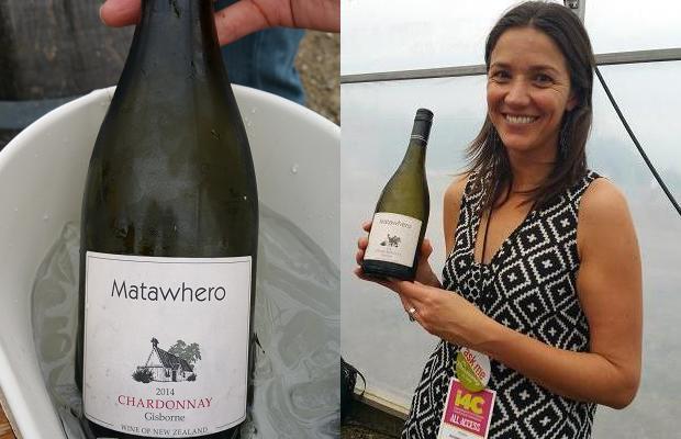 Kirsten Searle, Matawhero Wines