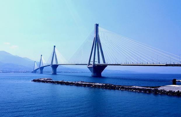 Rio-Antirrio Bridge, Patras