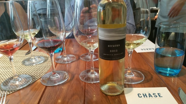 Stratus Botrytis Affected Semillon 2012 at The Chase