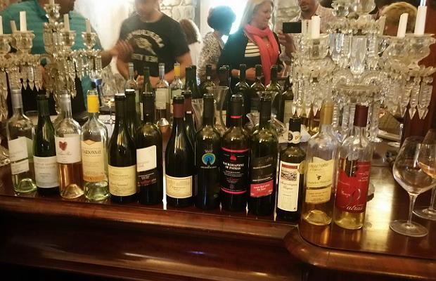 Wines of Parparoussis, Loukatos and Kontrotsos, Parparoussis Winery, Patras