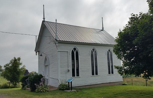 The North Grand Pré Community Church