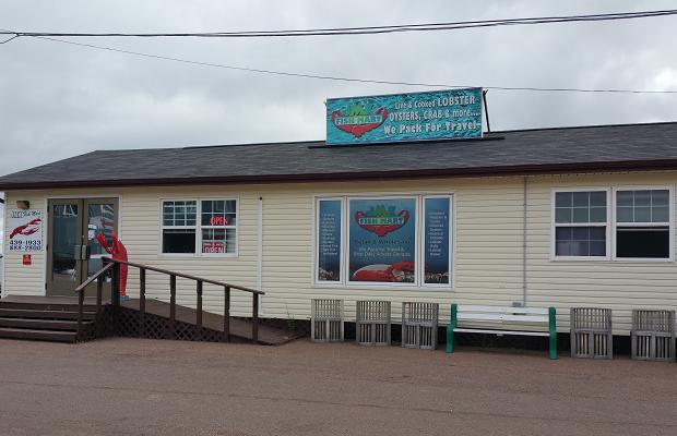 JMK Fish Mart, Summerside, PEI