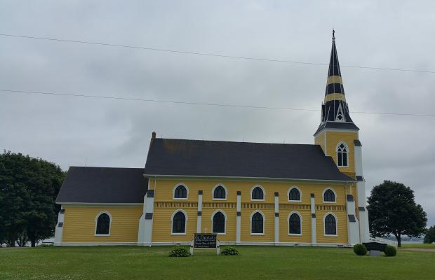 St. Patrick's Church, Grand River, PEI