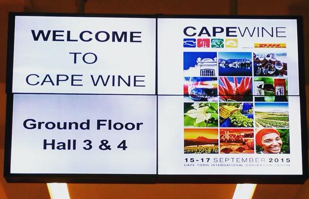 Cape Wine 2015