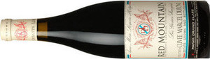 Hedges Cuvee Marcel Dupont Syrah Red Mountain Les Gosses Vineyard 2012