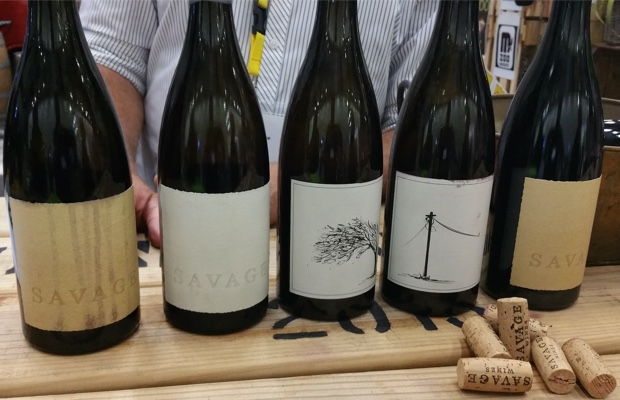 The wines of Duncan Savage