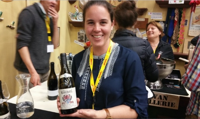 Sheree Nothnagel, Wildenhurst Wines