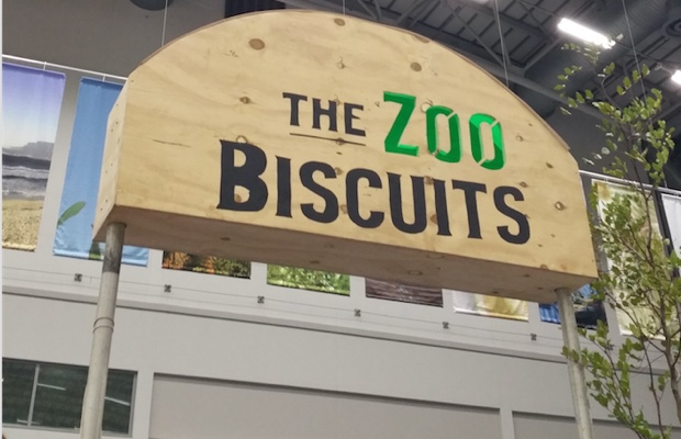 The Zoo Biscuits