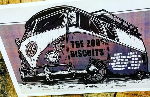 Zoo Biscuits poster