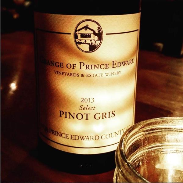 Grange Pinot Gris