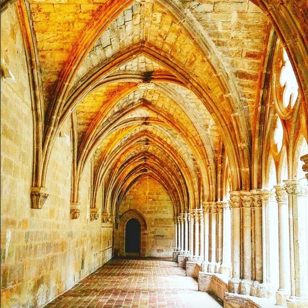 The Cistercian Monasterio de Veruela