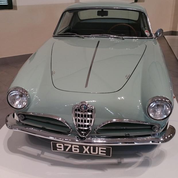 Alpha Romeo, 1900 SS 1956, Franschhoek Motor Museum