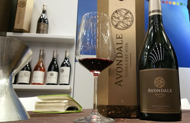Avondale Wines Navitas 2008
