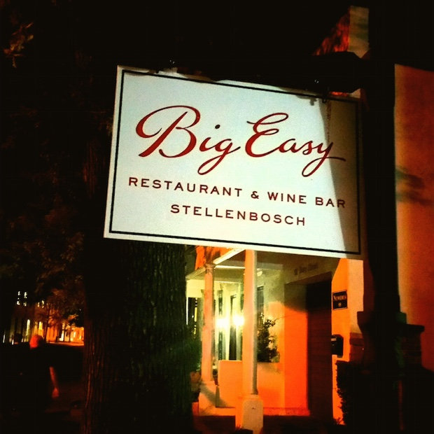 Big Easy, Stellenbosch