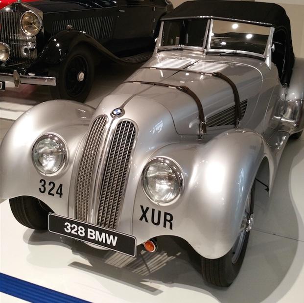 BMW, Franschhoek Motor Museum