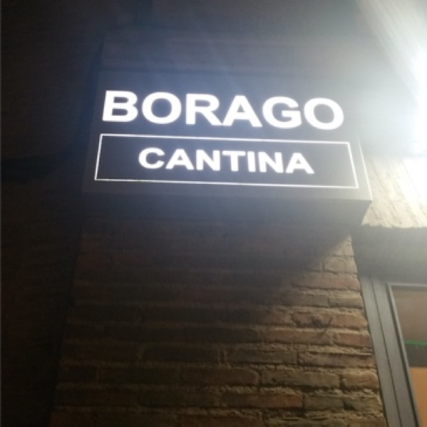Borago Cantina, Zaragoza