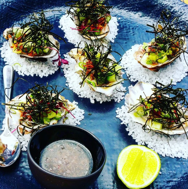 Cape Oysters Vietnamese #chefswarehouse #capetown