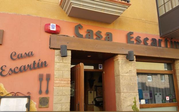 Casa Escartin, Calatayud
