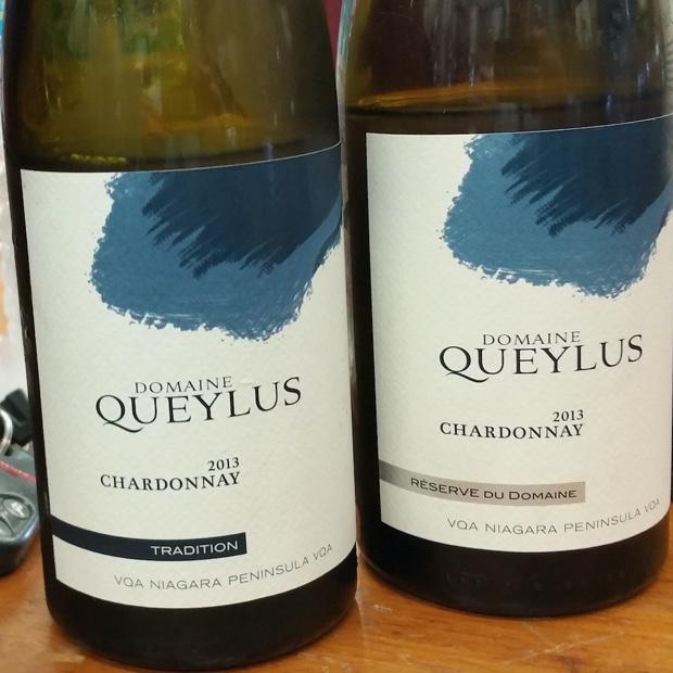 Domaine Queylus Chardonnay