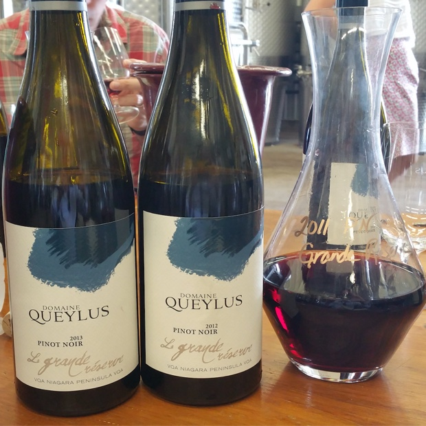 Domaine Queylus Pinot Noir
