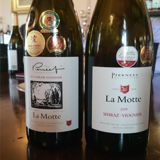 La Motte Pierneef Collection Syrah-Viognier