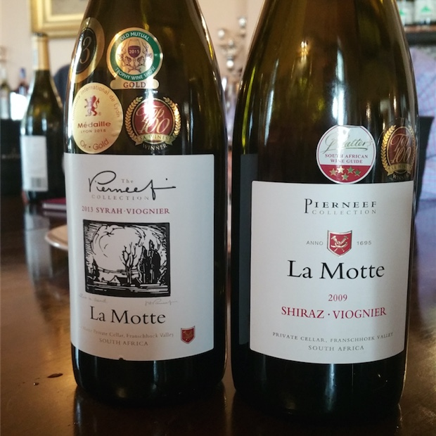 La Motte Pierneef Collection Syrah-Viognier