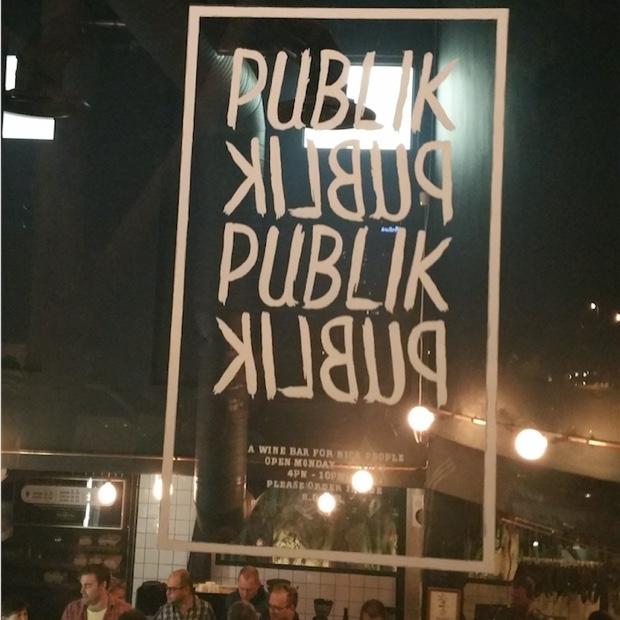 Publik, Cape Town