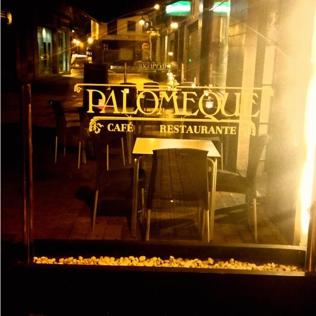Restaurante Palomeque, Zaragoza