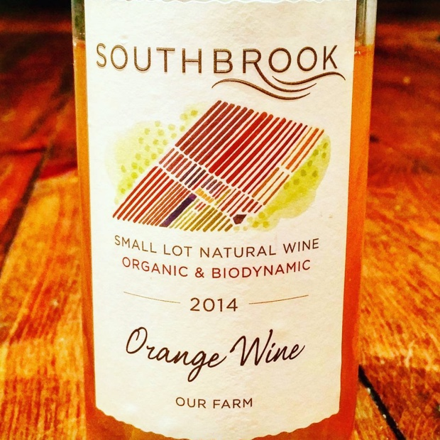 Southbrook Vidal Orange Wine 2014