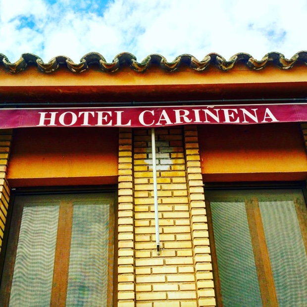 Welcome to the Hotel #Cariñena