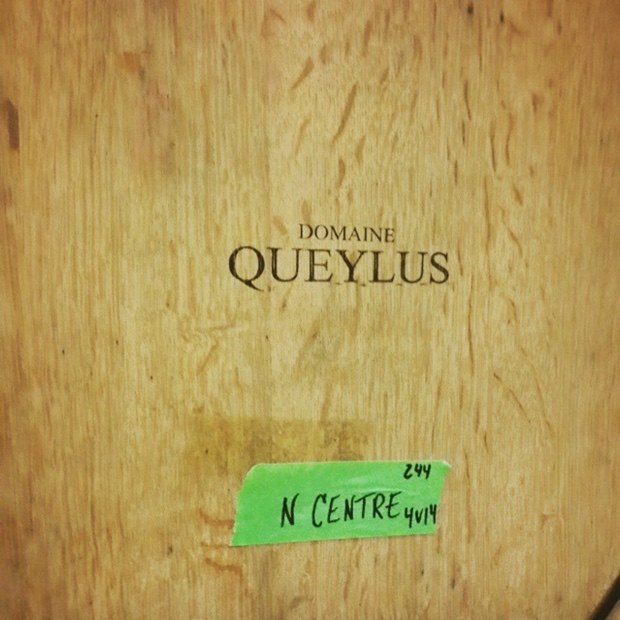 When you taste barrels @QueylusVin with Thomas the direction is west to east @bachelder_wines #pinotnoir #neudorfvineyards #ontwine #niagarawine