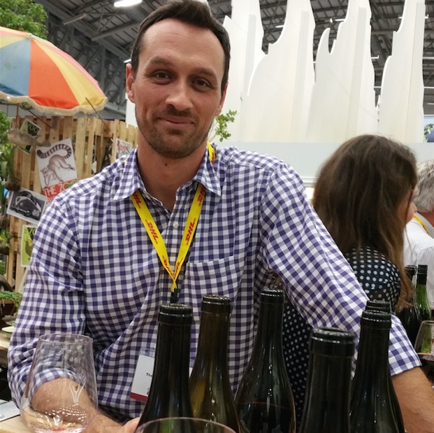 Francois Haasbroek, Blackwater Wines