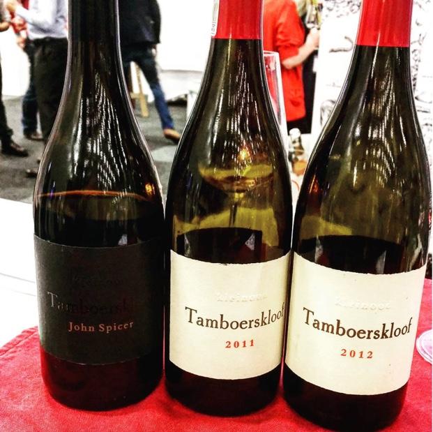 Big wines. Bigger, balanced finesse @Tamboerskloof @CapeWine2015 @WOSA_ZA #upperblaauwklippenvintners