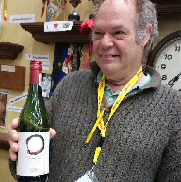 Johan Simons, Dragonridge Wines