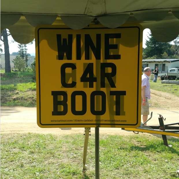 Wine Car Boot, Journey's End Vineyards