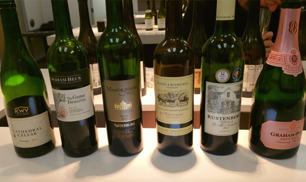 South Africa comes to VINTAGES February 6th
