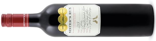 Sister's Run Calvary Hill Shiraz 2013