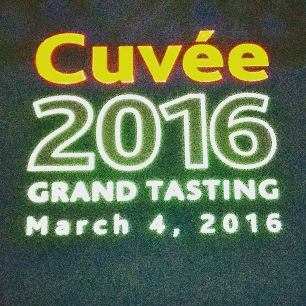 And now #cuvee2016 @CCOVIBrockU #vqa @winecountryont #scotiabankconventioncentre